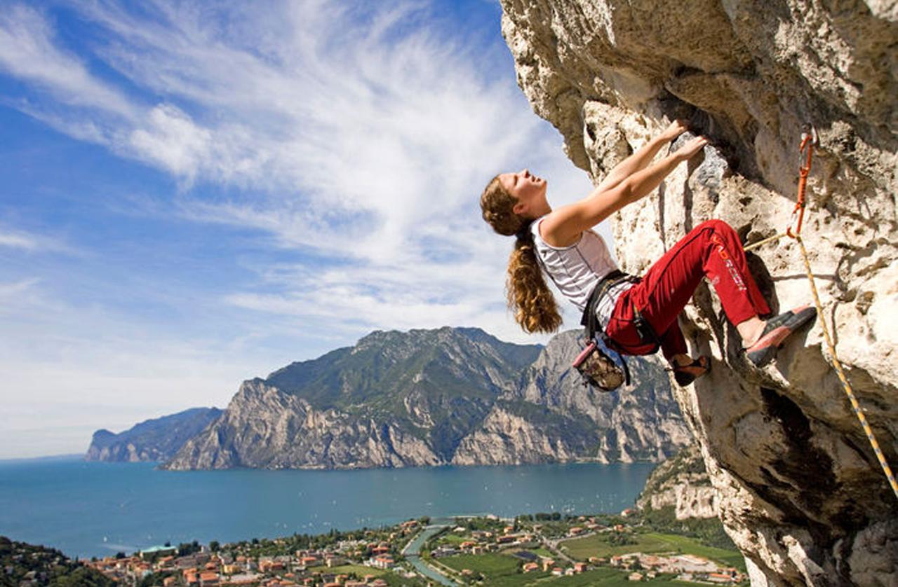 Kletterkurs gardasee kletterreisen