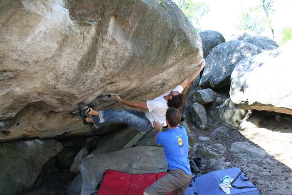 Kletterkurs Bouldern Gallerie 6