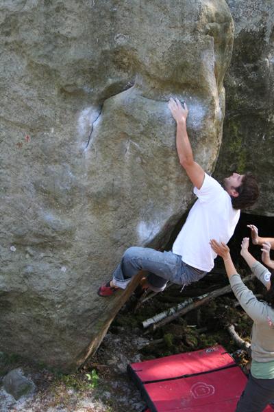 Kletterkurs Bouldern Gallerie 7