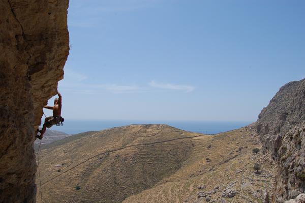Kletterkurs Kalymnos Gallerie 1