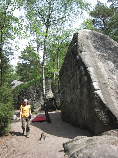Kletterreise Fontainebleau Gallerie 5