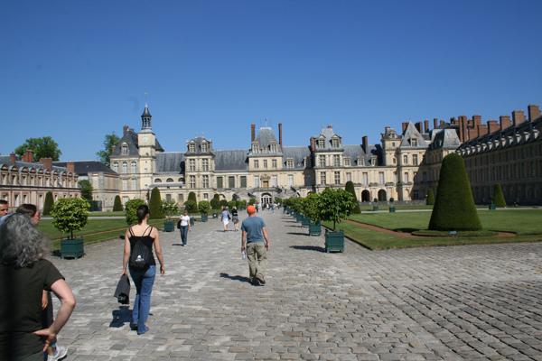 Kletterreise Fontainebleau Gallerie 6