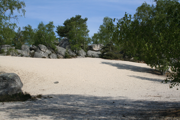 Kletterreise Fontainebleau Gallerie 7